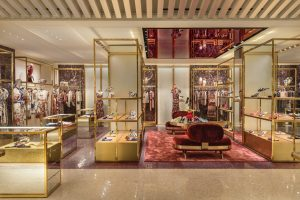 D&G Venice - Red room